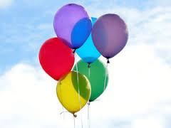baloons post